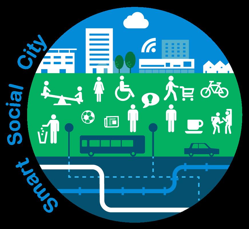 Smart City Challenge >> Concept, Model, Movement and Standard - Smart Social City